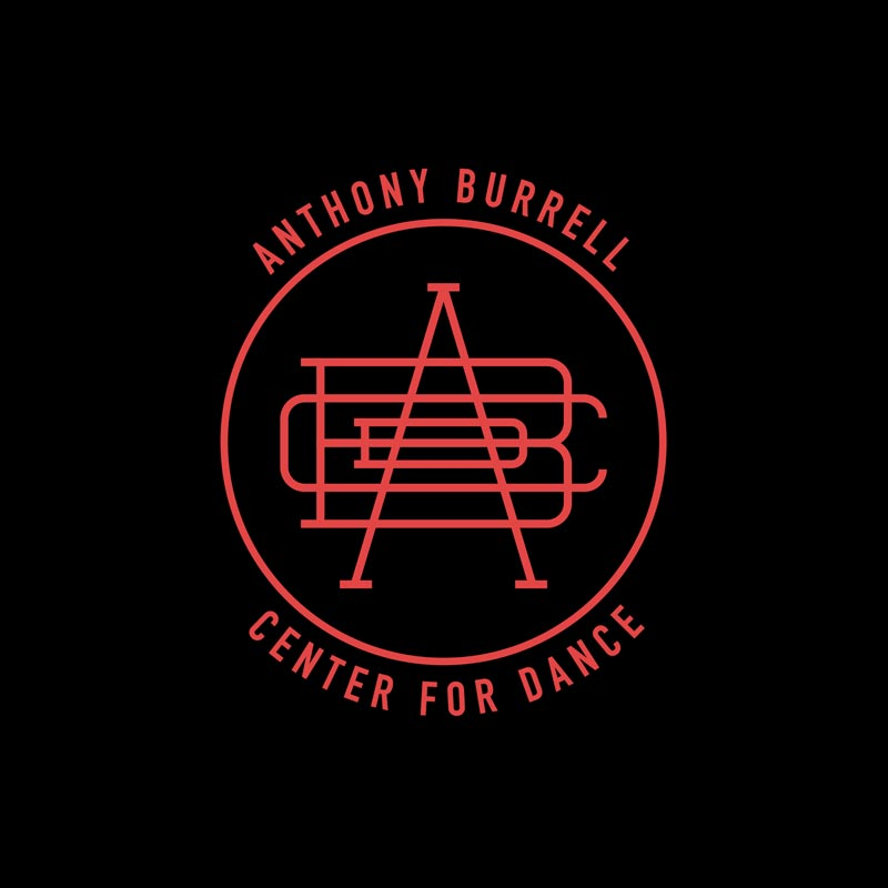Anthony Burrel Center for Dance Merch